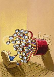 Bandwidth TV's