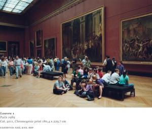Louvre I (Paris, 1989)